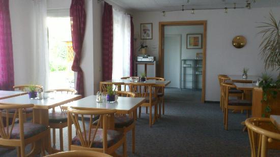 Hotel Relax: Salle du petit déjeuner