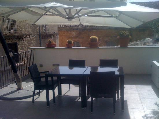 Belmonte Hotel: The terrace