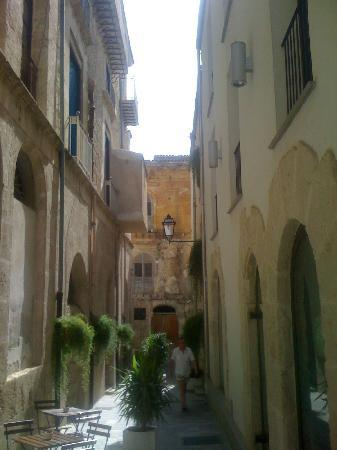 Belmonte Hotel: Via Saieva
