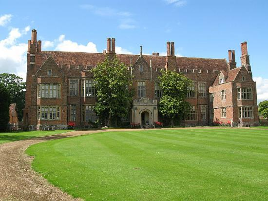 Mapledurham House - Church of Our Lady and St Anne
