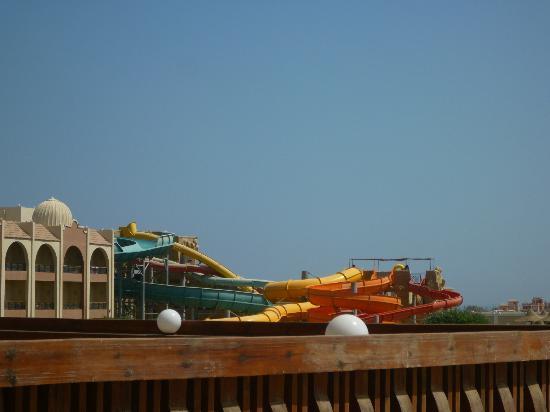 Tirana Aqua Park Resort: Aqua park