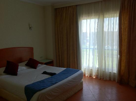 Porto Marina Golf Resort : two bedroom serviced apartment