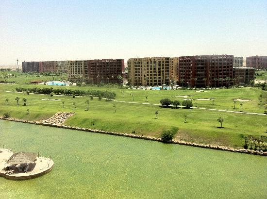 Porto Marina Golf Resort: two bedroom serviced apartment