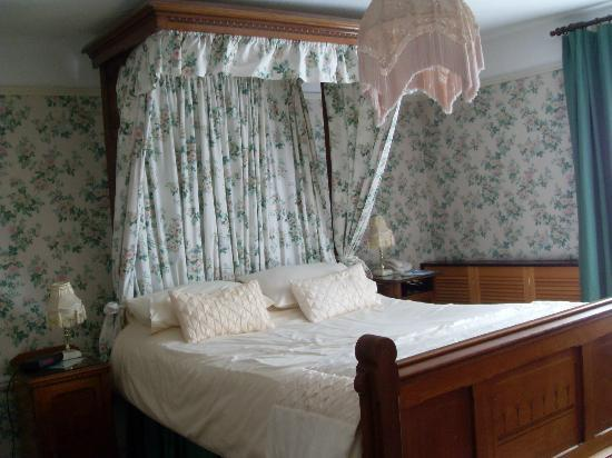 Best Western The Bell In Driffield: The bed in room 17
