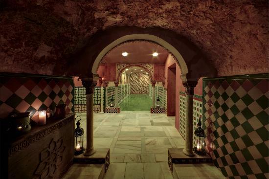 Baño Arabe Hammam Granada:Al-Andalus Hammam Granada
