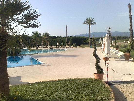 BV Airone Resort: piscina