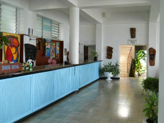 Silver Seas Resort Hotel: Lobby