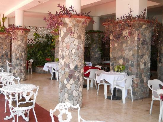 Silver Seas Resort Hotel: Dining area