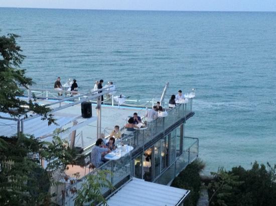 La terrazza, una vista da mozzare il fiato - Picture of La Torre ...