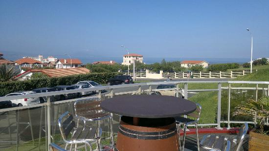 Hotel Le Biarritz: une belle journée commence