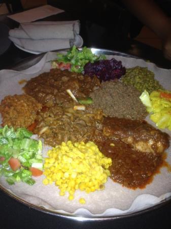 WASS Ethiopian Restaurant