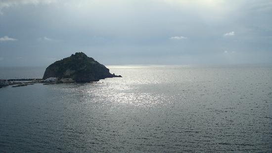 Costa Capitano Resort: Vista dalla stanza ''Il carrubo''