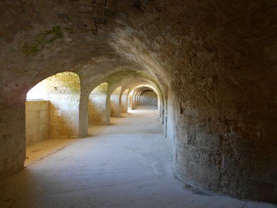 La Mola de Menorca: Suggestivi passaggi