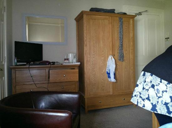 Somerton House: our room