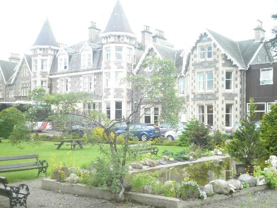 The Craiglynne Hotel: A very picturesque place!