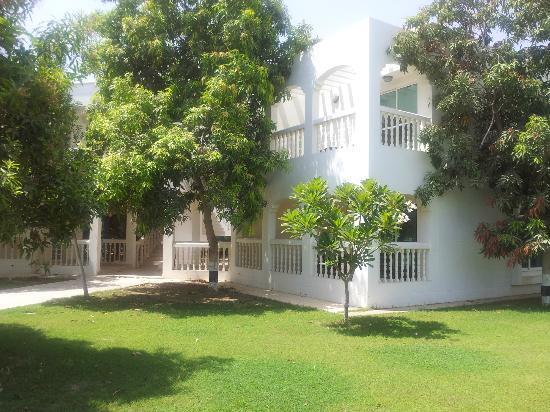Al Nahda Resort & Spa: villa view 