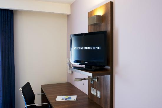 Holiday Inn Express Dunstable: LCD TV with freeview in all rooms