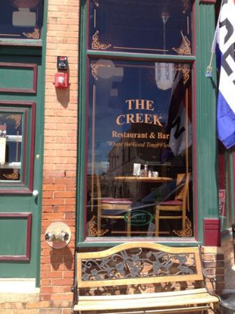 The Creek Restaurant and Bar