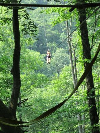 Black Mountain Thunder Zipline