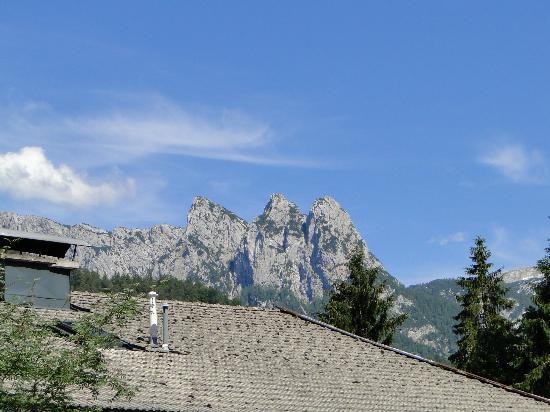 Gotzbauernhof: Balcony view