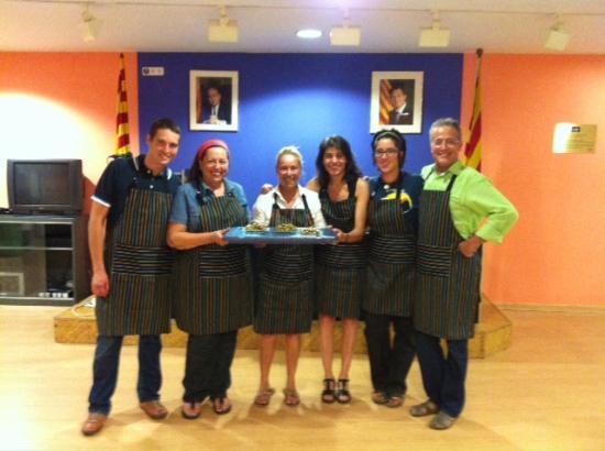 La Girella: Nuestro equipo de catering