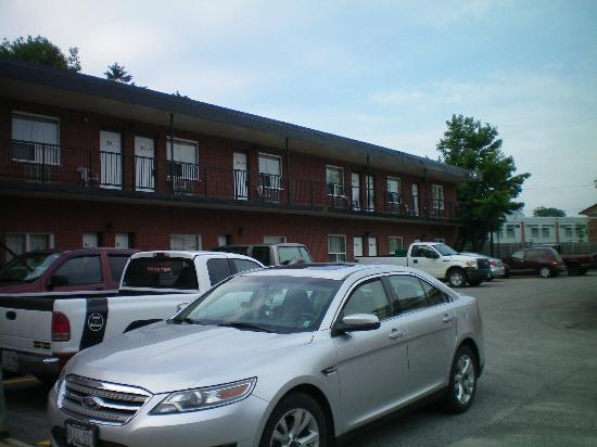 SilverStar Motel: Second Building