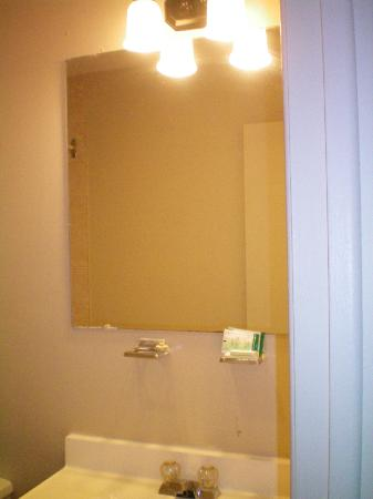 SilverStar Motel: Bathroom