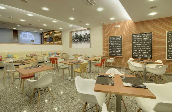 Restaurante gastrobar tryp santiago en santiago de - Cocinas en santiago de compostela ...