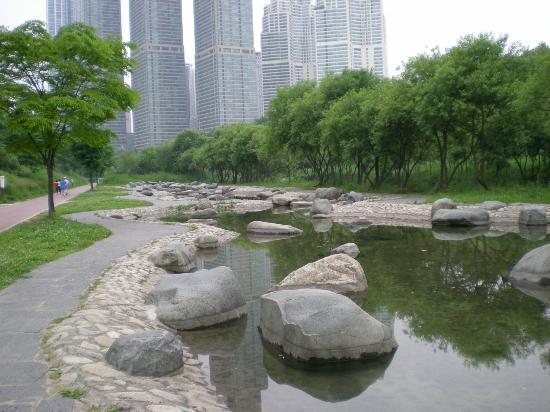 Hangang-Park: Near Bundang