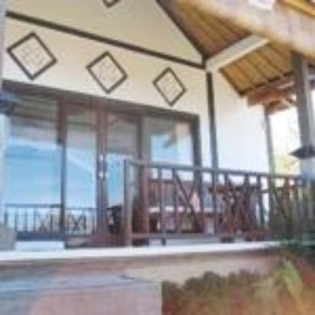 Warung Ary and Homestay: une terrasse agreable