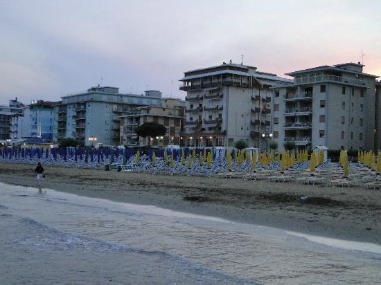 Hotel Derby: jesolo beach