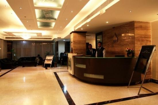 Hotel Reception Picture Of Hotel Hari Heritage Haridwar