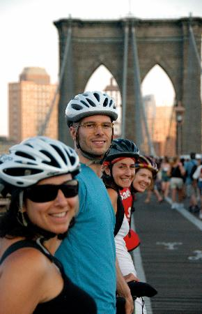 Cycling The City Day Tours