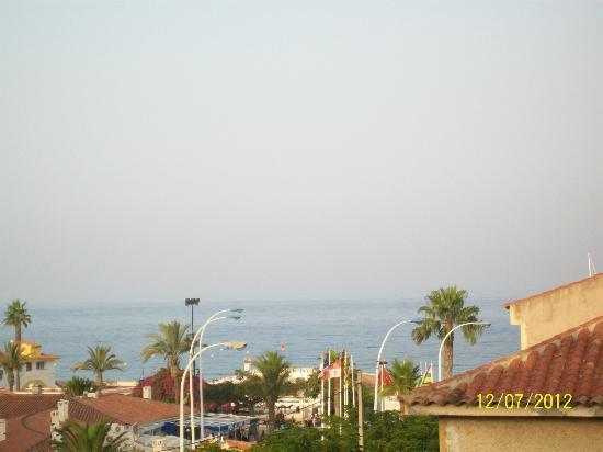 Hotel Don Paquito: vista desde la habitacion
