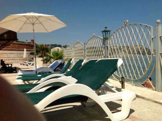 Hotel Fortino Napoleonico: Terras