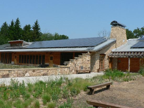 Aldo Leopold Foundation: The main building at the Foundation