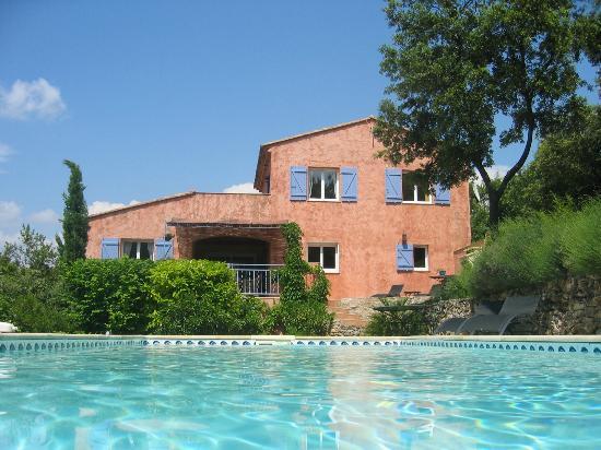 Lou Soleou : maison de style provençal