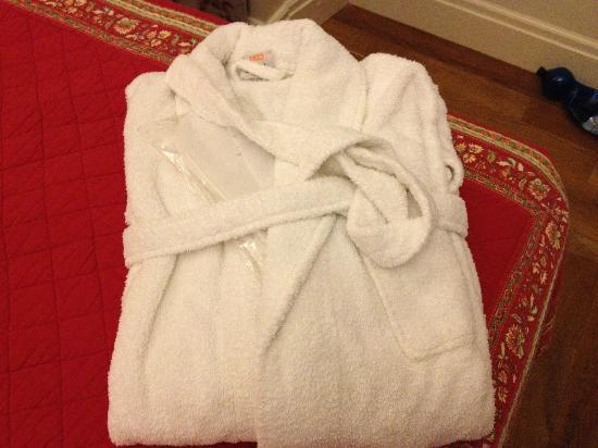 Hotel Kosciuszko: One of the robes
