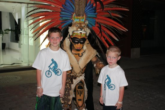 Mayan Palace Riviera Maya: Playa Del Carmen