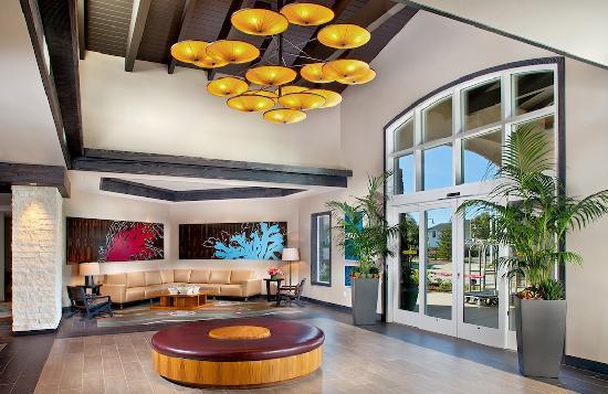 Cape Rey Carlsbad, a Hilton Resort: Lobby