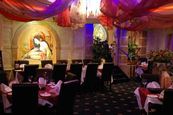 Spice Tables and Function Room