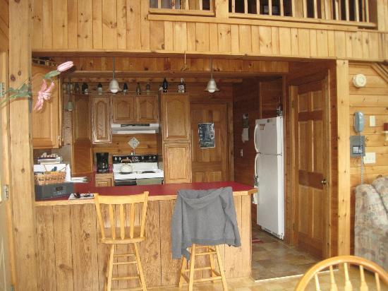 A Beautiful Place: kitchen