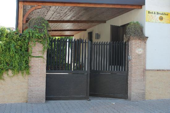 B&B Pompei Welcome: Ingresso