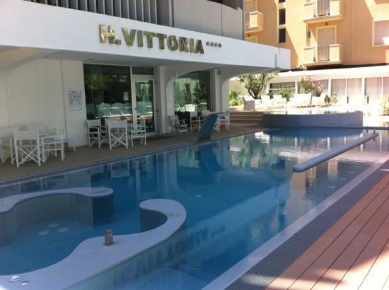 Hotel Vittoria: bellissimo angolo di relax