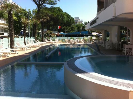 Hotel Vittoria: idromassaggio annesso