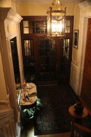 Stay the Night Bed & Breakfast: View of front door