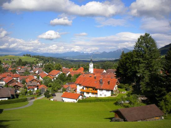 Moor & Mehr - BIO Kur-Hotel Bad Kohlgrub: BAD KOHLGRUB VILLAGE