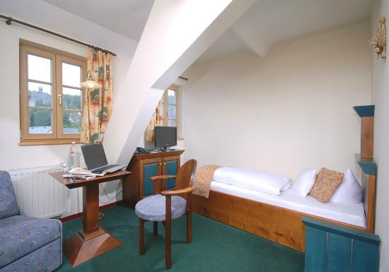 Hotel Saigerhütte: Beispiel: Einzelzimmer