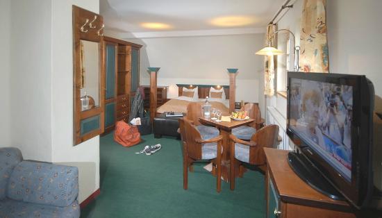 Hotel Saigerhütte: Beispiel: Juniorsuite