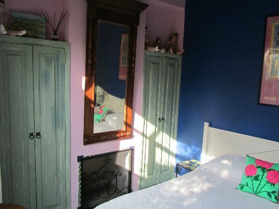 كاسا دي لا نوتيه: La Chiquita, two perfect closet areas 